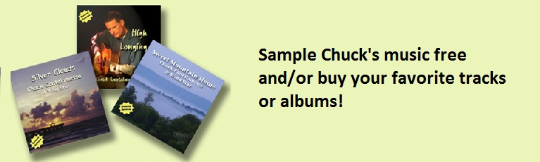 Sample Chuck Cantalamessa's music